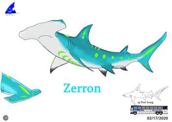 Zerron by Sharktoz