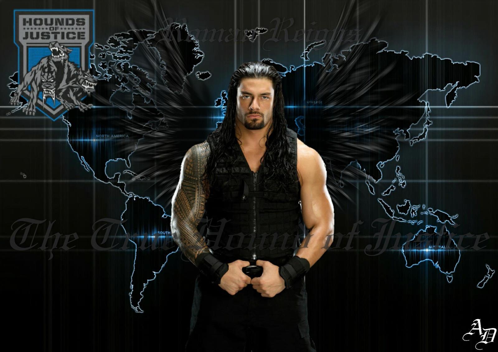 WWE Roman Reigns Wallpaper By ShizuLeinXD On DeviantArt