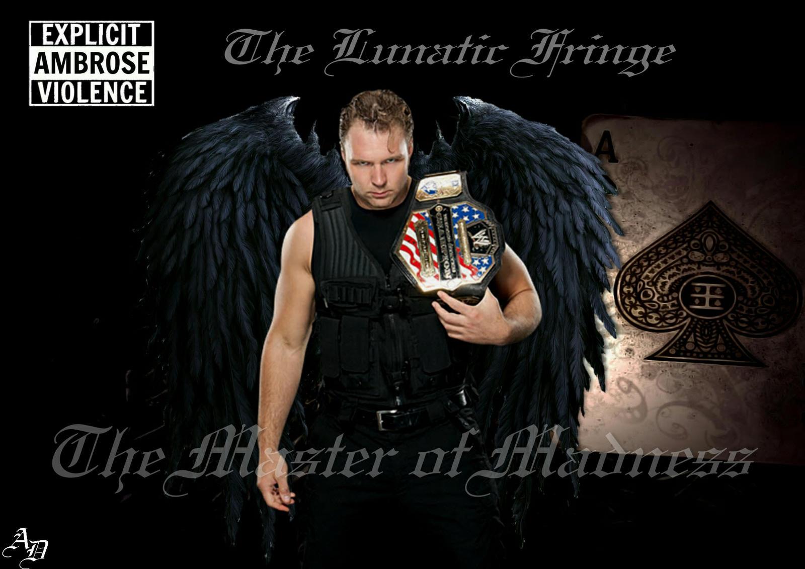 WWE Dean Ambrose Wallpaper By ShizuLeinXD On DeviantArt