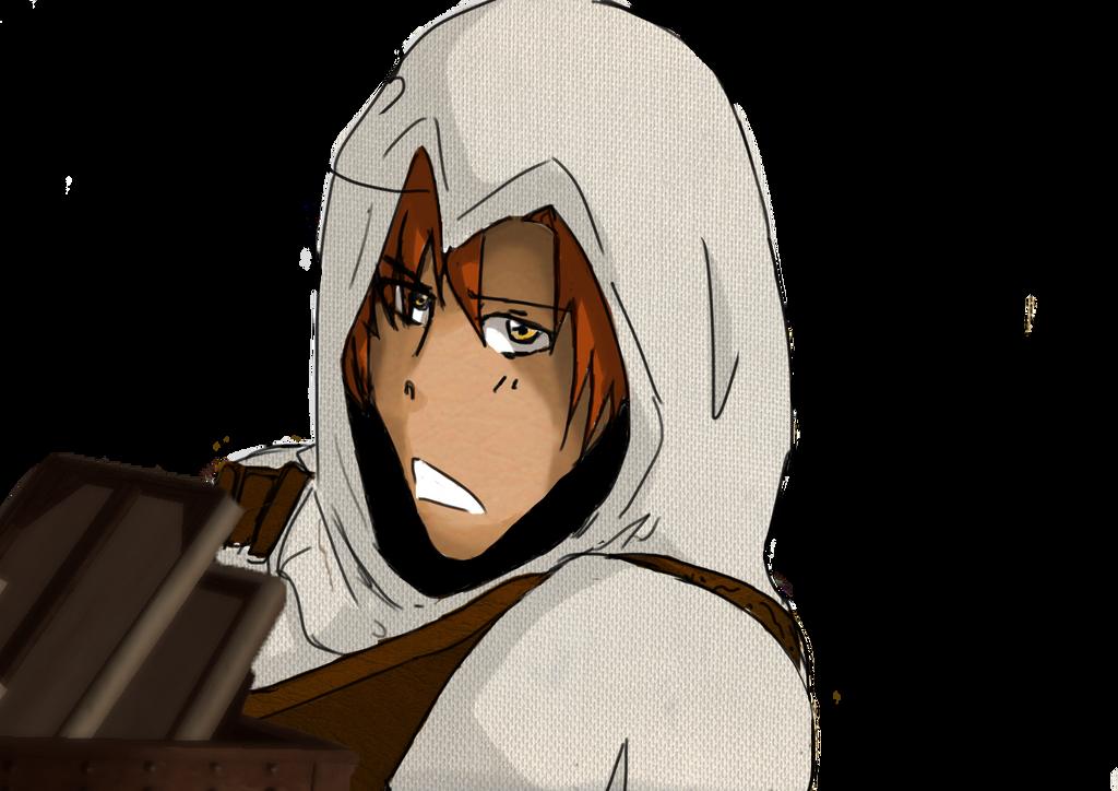 Assassin! Romano by surika1193