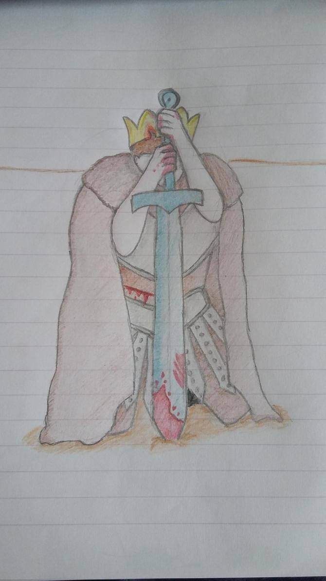 King Michael by GleeCat