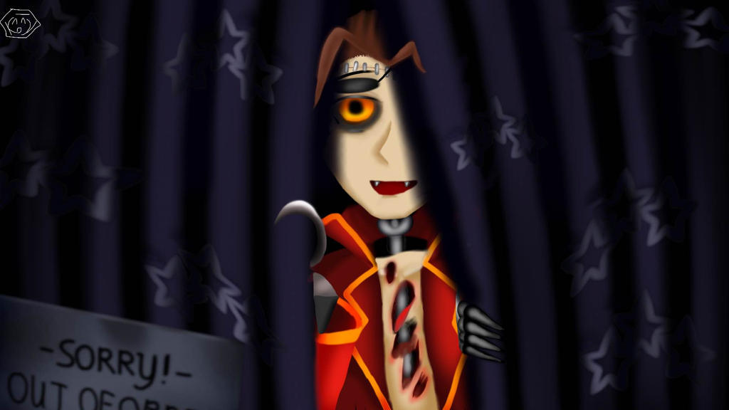 Five Nights at Freddy's [Big AL] (own VSQ) by Paradi-Len-Kagamine