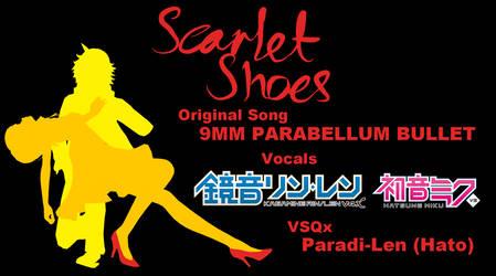 Scarlet Shoes ( Kagamine Len V4X )+VSQx at request by Paradi-Len-Kagamine