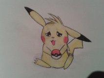 Pikachu by LIZ94