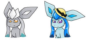Glace Heads