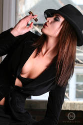 Cigar Shoot - 2 by Dark-Renaissance