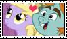 SnipsxDinky Stamp by migueruchan