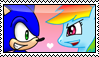 SonicxRainbow Dash Stamp by migueruchan