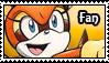 Marine Fan Stamp by migueruchan