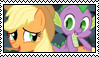 Applepike Stamp by migueruchan