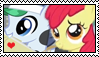 Appledaze stamp by migueruchan