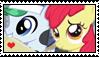 Appledaze stamp by migueruchan