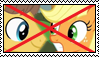 Anti Carajack stamp by migueruchan