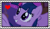 Twilight Sparkle Stamp by migueruchan