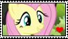 Fluttershy Stamp by migueruchan