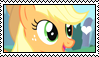 Applejack Stamp by migueruchan