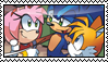 Team Fighters Stamp