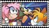 Team Fighters Stamp by migueruchan