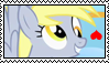Derpy Hooves Stamp by migueruchan