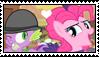 Pinkike Stamp by migueruchan