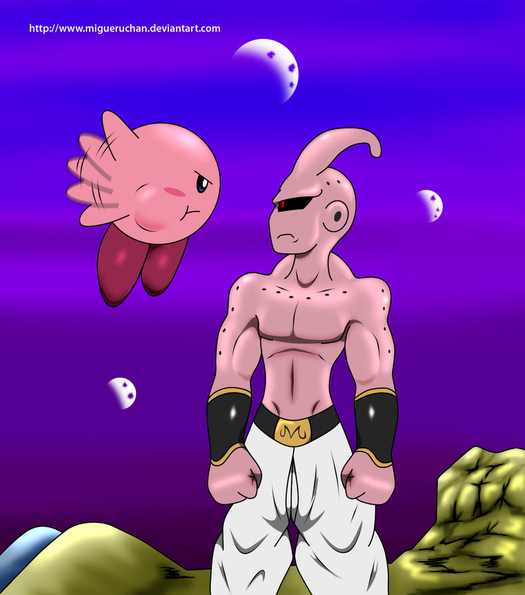 majin buu wallpaper