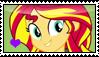Sunset Shimmer Stamp