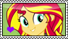 Sunset Shimmer Stamp by migueruchan