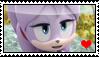 Perci the bandicoot Stamp