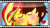 AndresXSunset Stamp by migueruchan