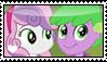 Spikebelle Stamp by migueruchan