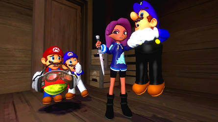Smg4 - I can't believe it's not smg4!