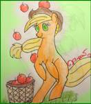 Applejack's day