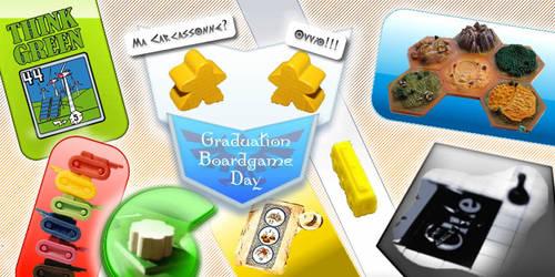 Graduation Boardgame Day