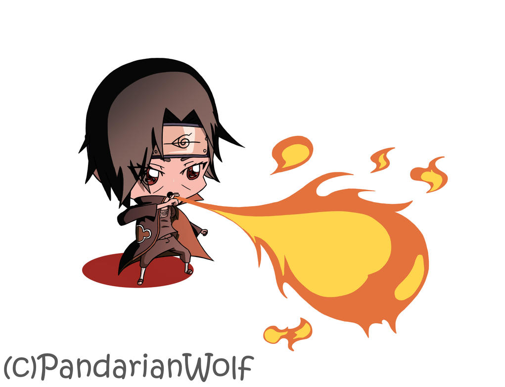 Naruto: Fire Style by PandarianWolf