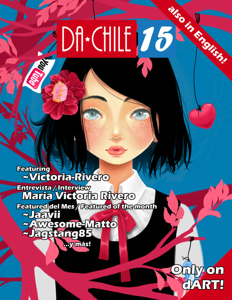 Revista dA-Chile n15 by Sin-nombre