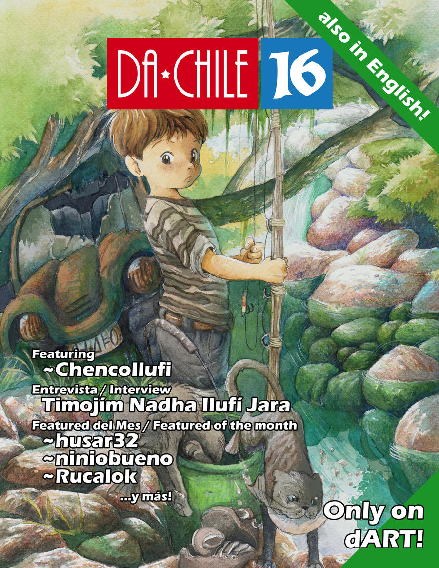 Revista dA-Chile n16 by Sin-nombre