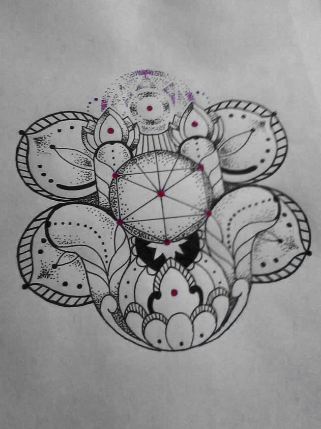 tattoo design by Sin-nombre