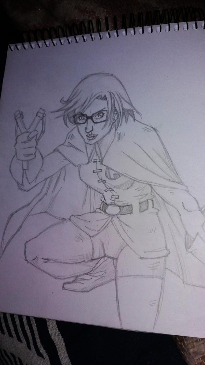 Carrie Kelley by Sin-nombre