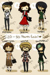 20-50 Point Customizable Adopts -CLOSED-