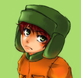 omg kyle by suzumura-chan