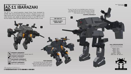 AZ-11 Ibarazaki