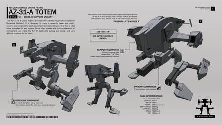 AZ-31-A Totem