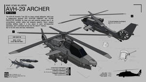 AVH-29 Archer by CMG-simplestuff