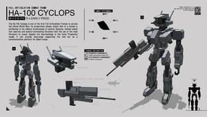 Ha-100 Cyclops by CMG-simplestuff