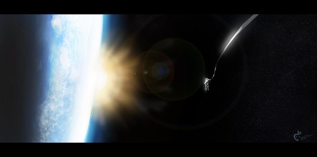 Interstellar by Deviantapplestudios