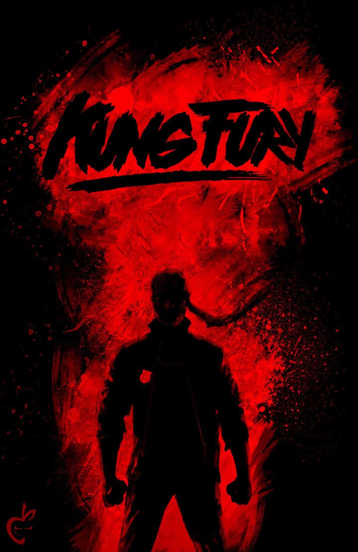 Kung Fury SPLAT by Deviantapplestudios
