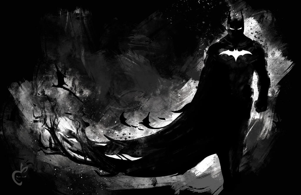 The Dark Splat by Deviantapplestudios