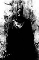 Batman quick sketch