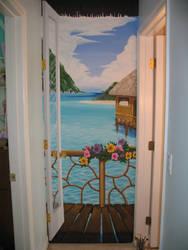 Bora Bora Hallway1 by infiltr8arts
