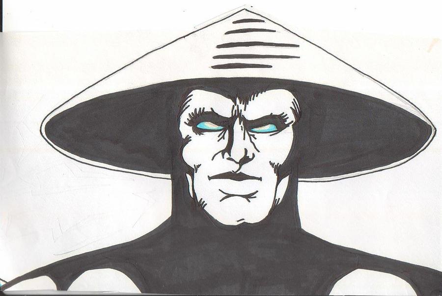 Mortal Kombat Raiden Drawings Raiden MK by infiltr8arts